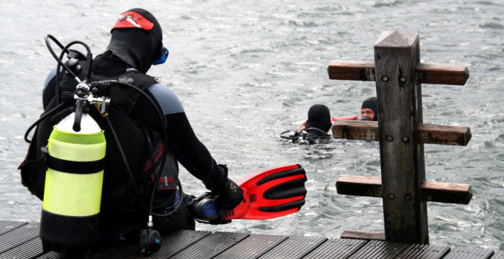 Behoud van duiklocaties